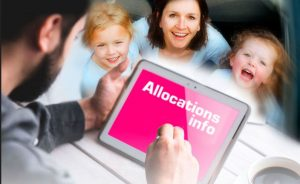 Allocations-info vous renseigne de manière concrète sur les prestations de la Caisse d'allocations familiales