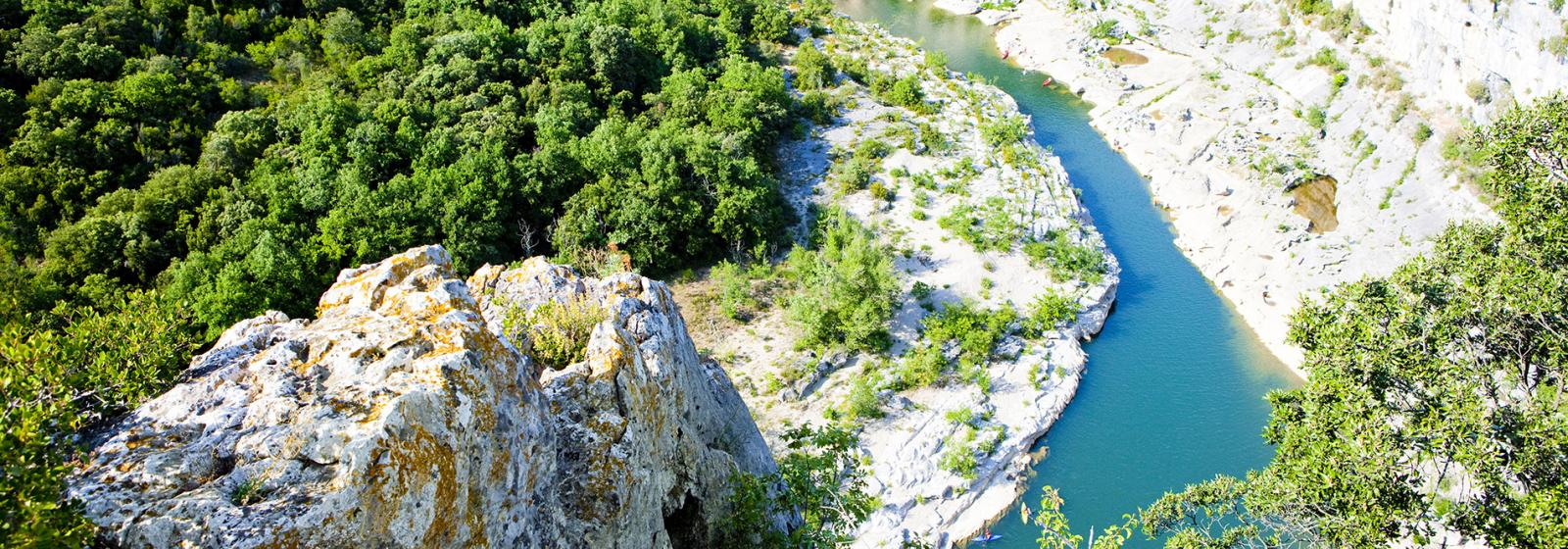 Camping Gorges Ardeche